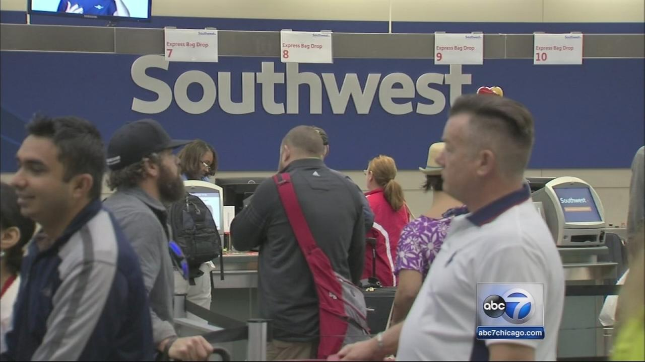 Southwest operations back to normal after glitch
