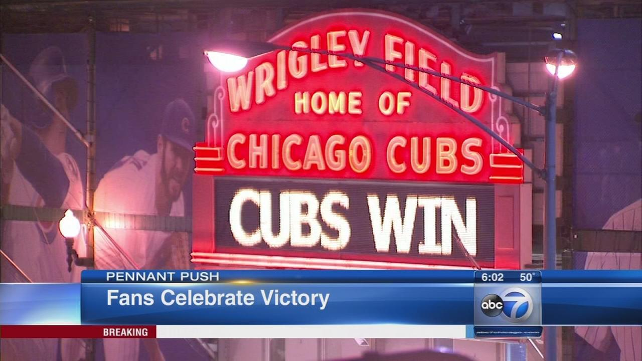 Cubs lead Cardinals, could close series