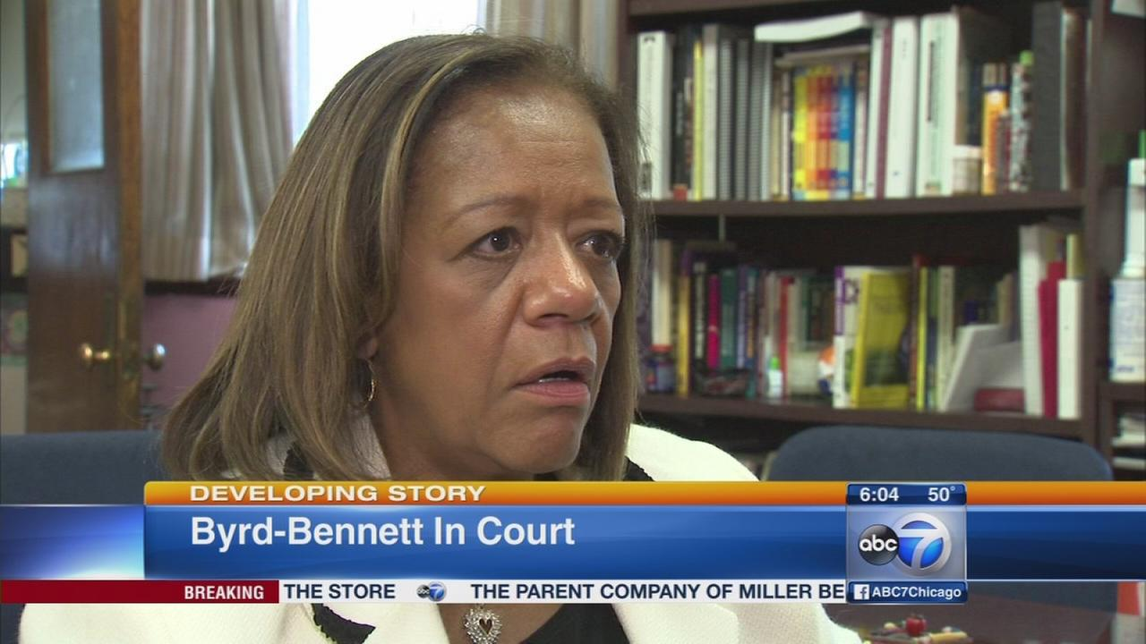 Barbara Byrd-Bennett to plead guilty to corruption charges