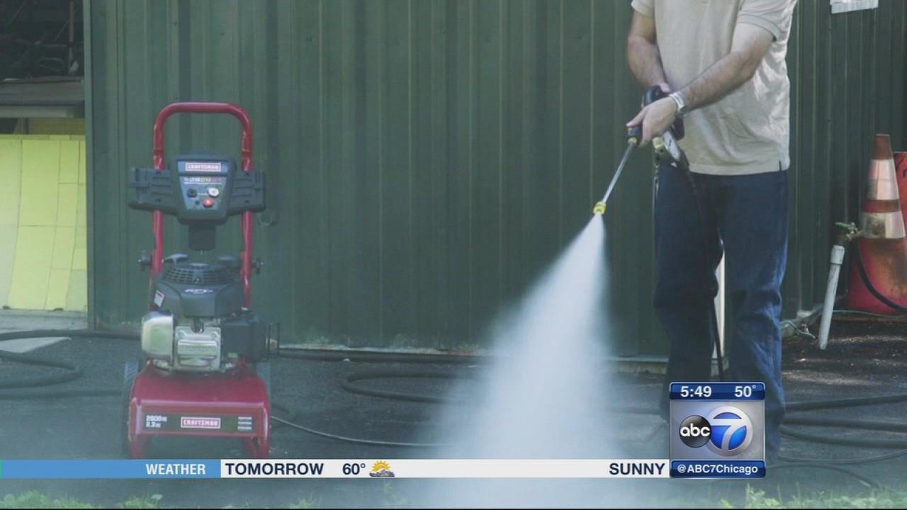 Consumer Reports: Top pressure washers