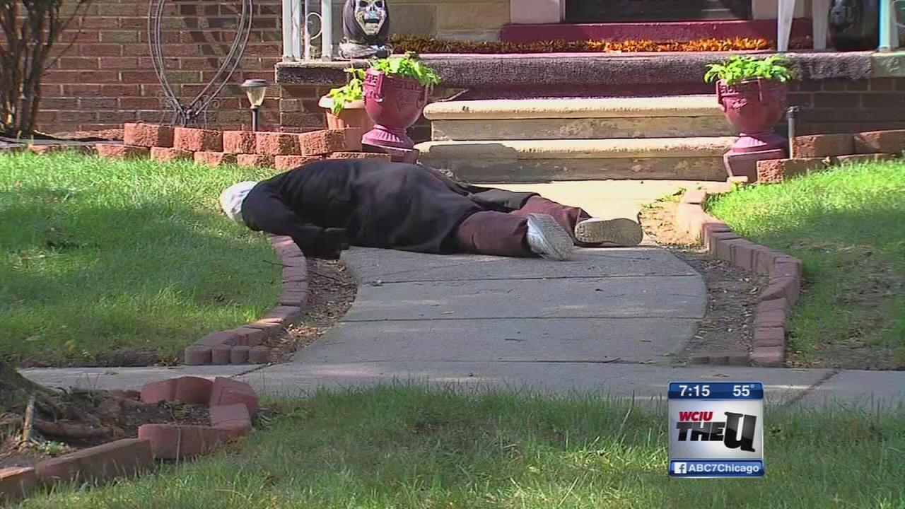 Halloween pranks scares Detroit residents