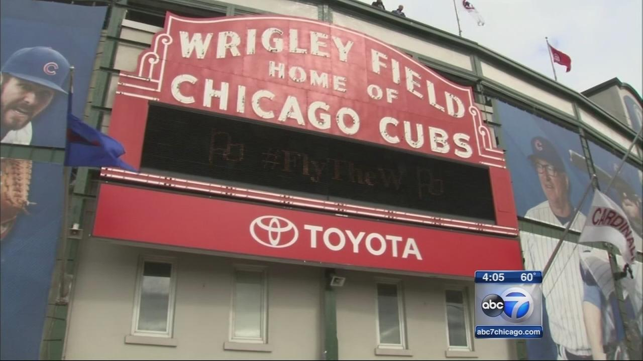 Cubs look to clinch NLDS in Game 4