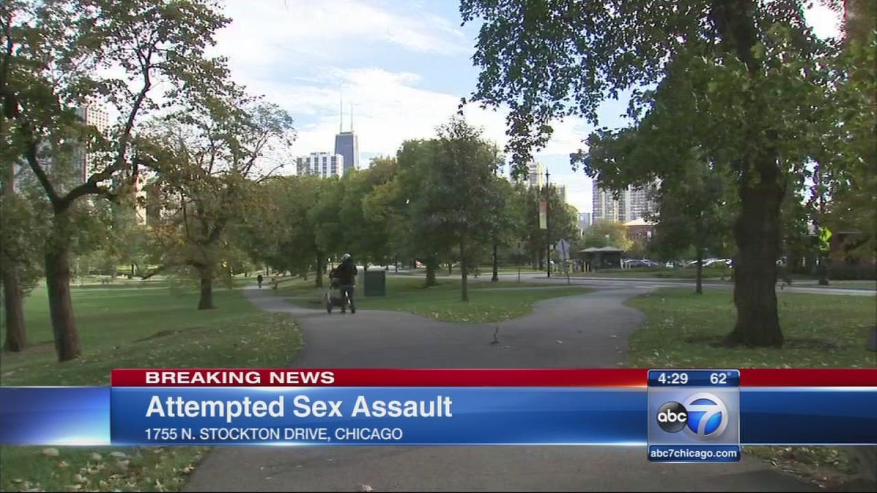 Attempted sex assault in Lincoln Park
