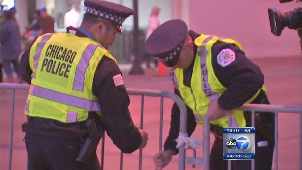 Wrigleyville celebrations kept in check