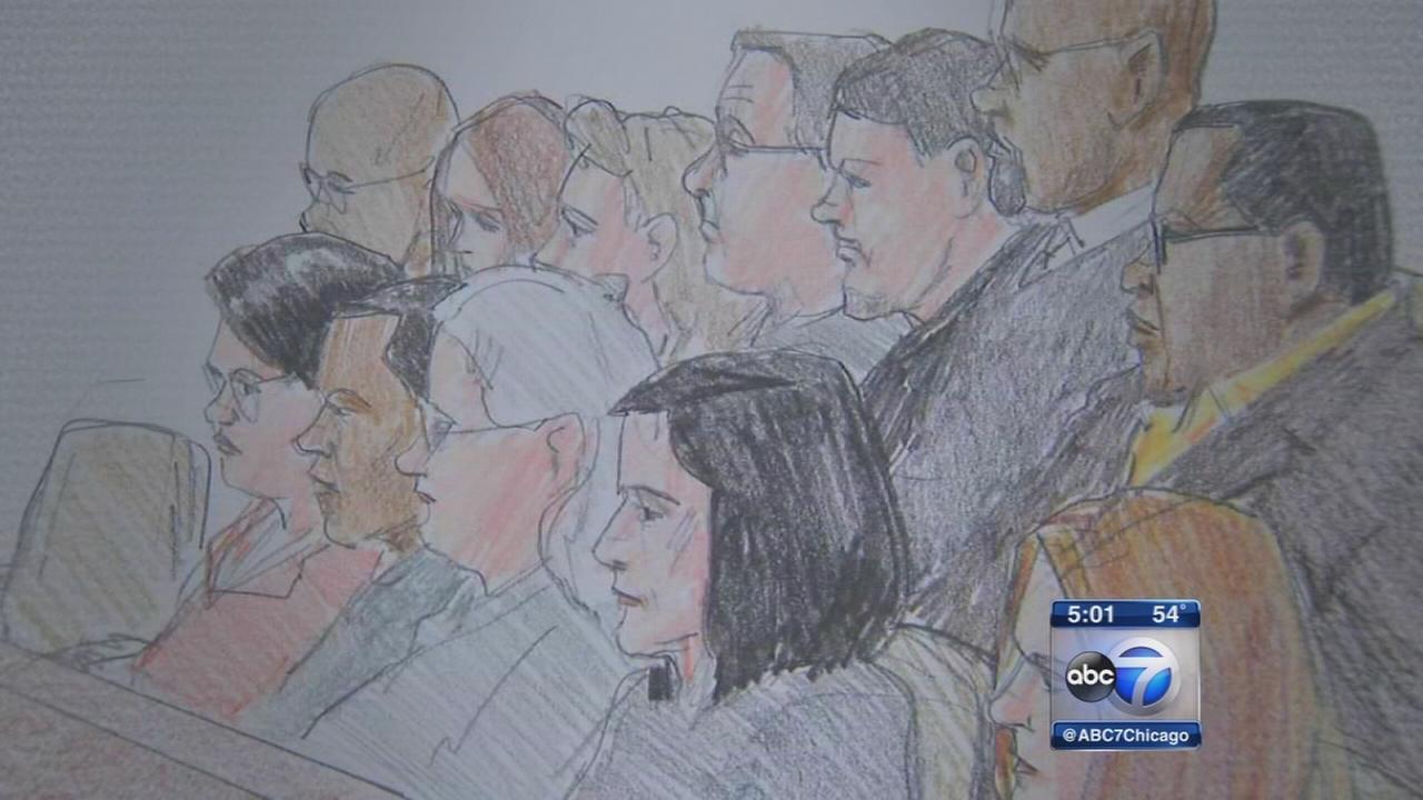 Mistrial in 2006 murder of Metra officer