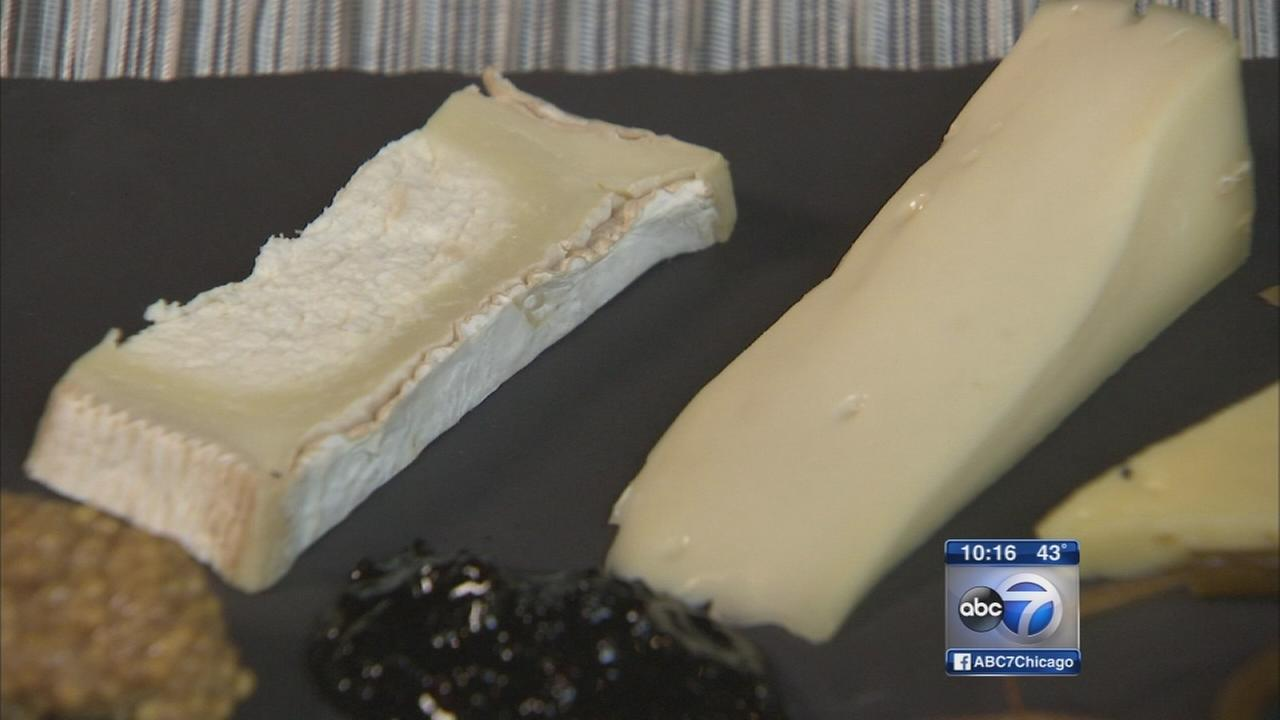 Chef makes cheese at Gold Coast hotel