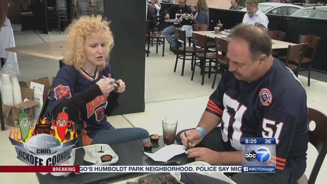 Make-A-Wish hosts Chili Cookoff in Chicago