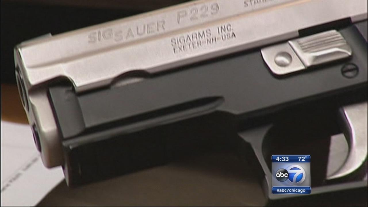 Gun buy-back program