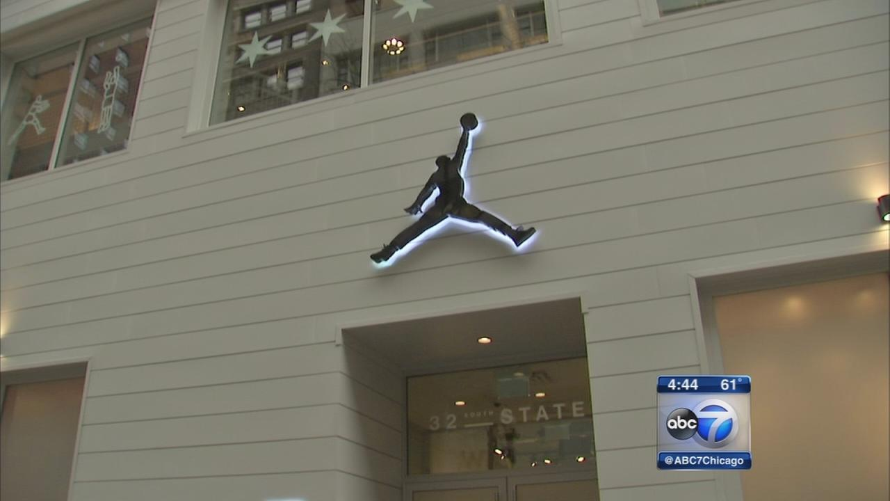 Michael Jordan store to open in Chicago