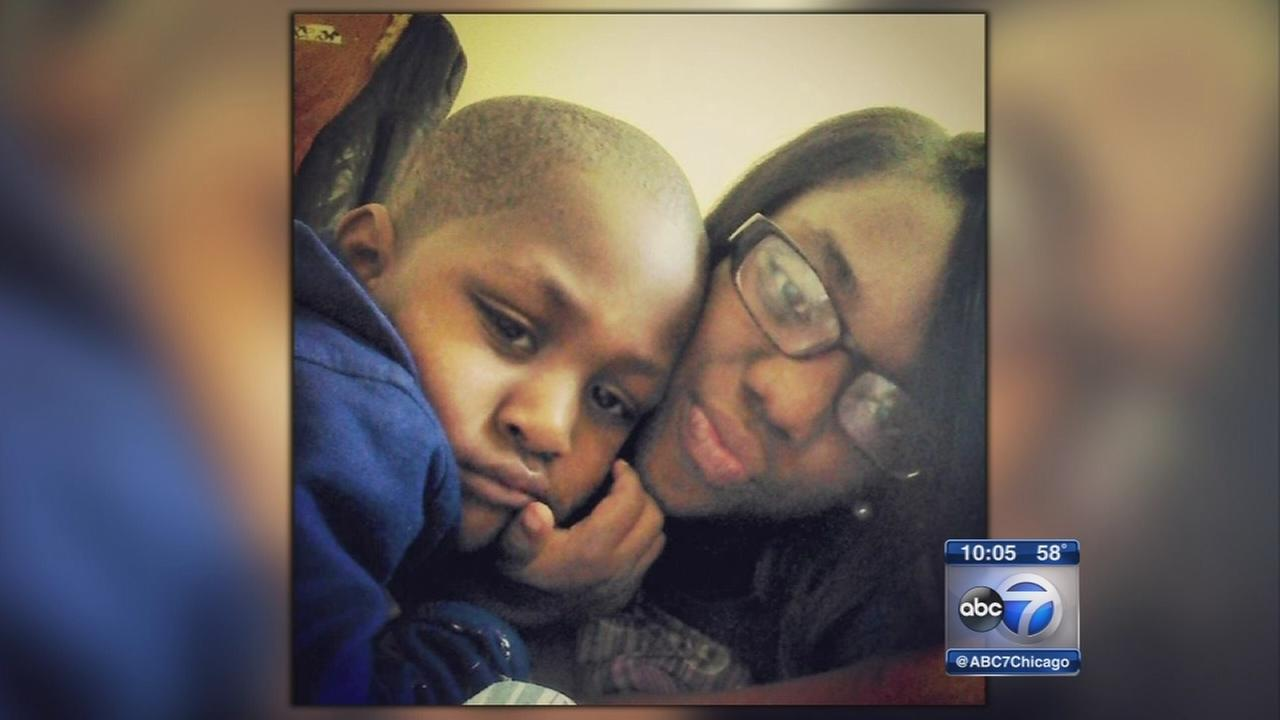 Family of single mother shot in face look for answers