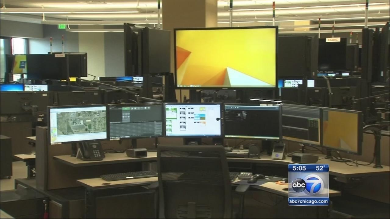 911 operator on leave
