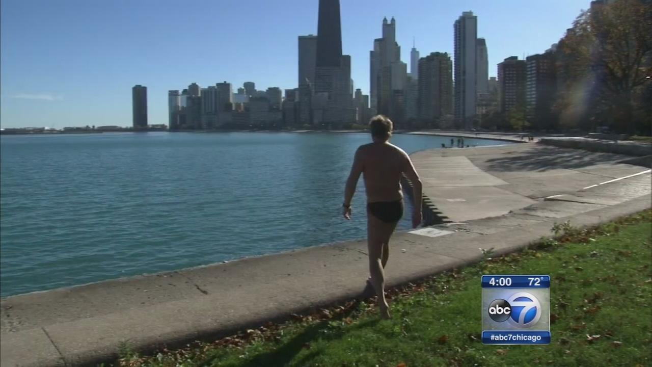Record-breaking warmth possible this week