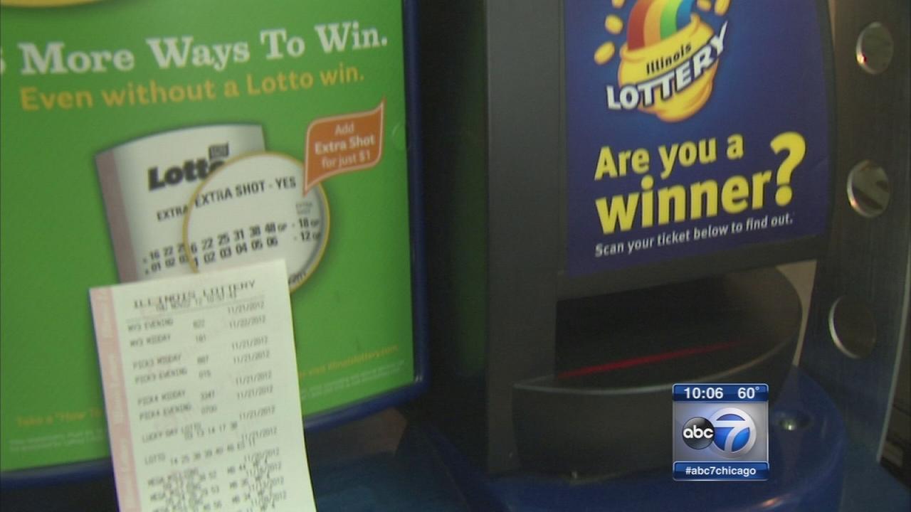 Illinois lottery making money on winners