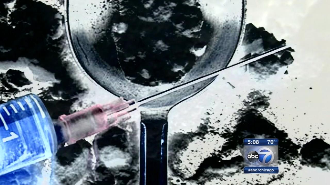 Schools work to raise awareness about heroin