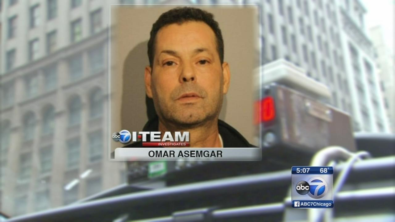 Cab driver accused of identity theft enters plea