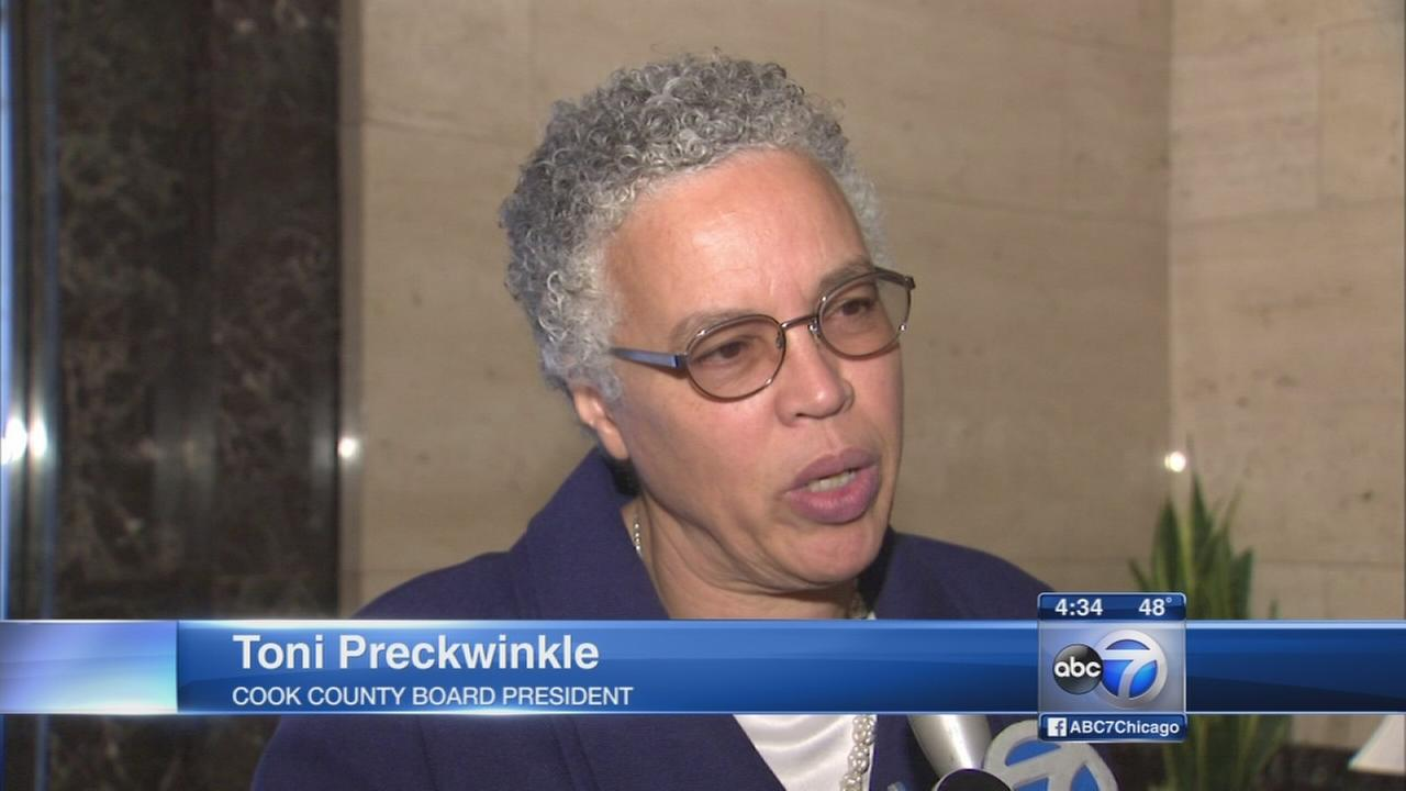 Preckwinkle proposes hotel tax increase