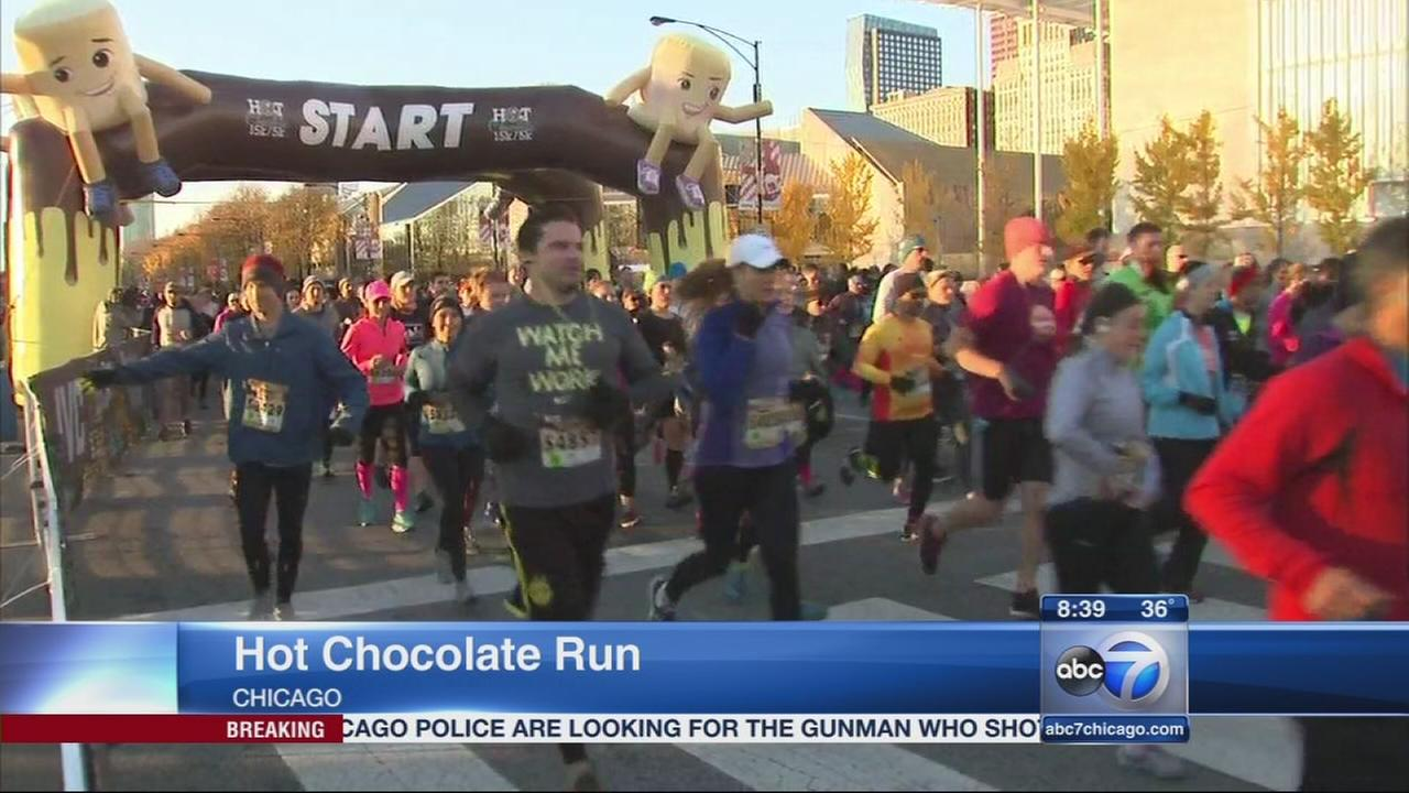 Hot chocolate race fundraises for Ronald McDonald House Charities ...