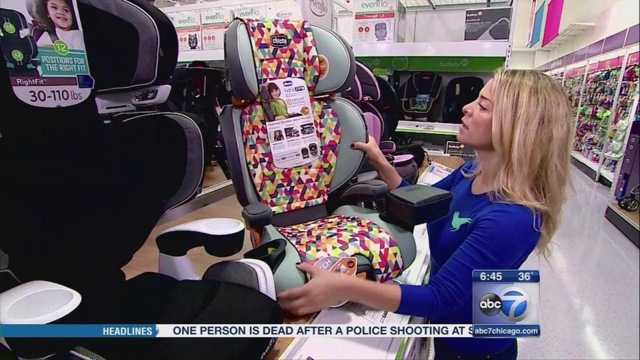 IIHS rates 2015 childrens booster seats