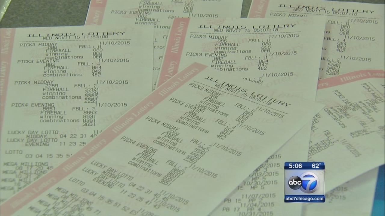 IL lottery sales slump