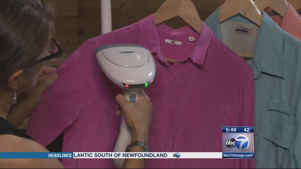 Consumer Reports: Best steamers to smooth out wrinkles