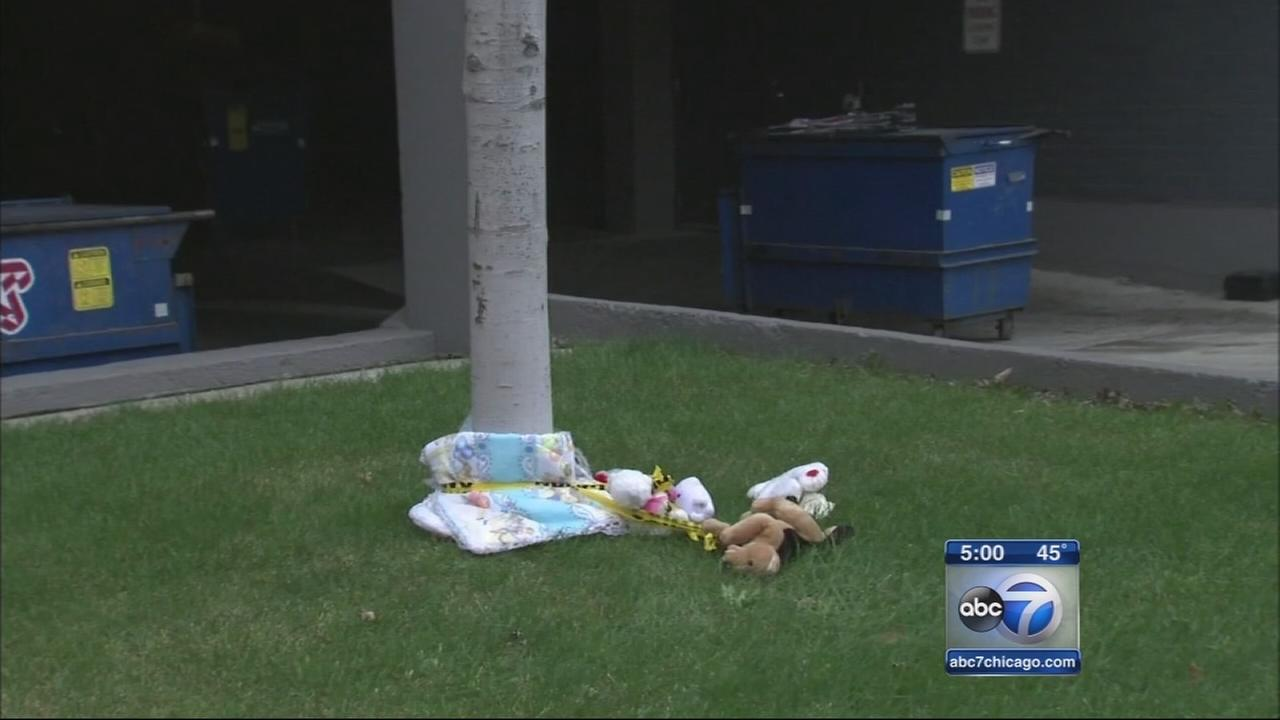 Death of abandoned baby ruled a homicide