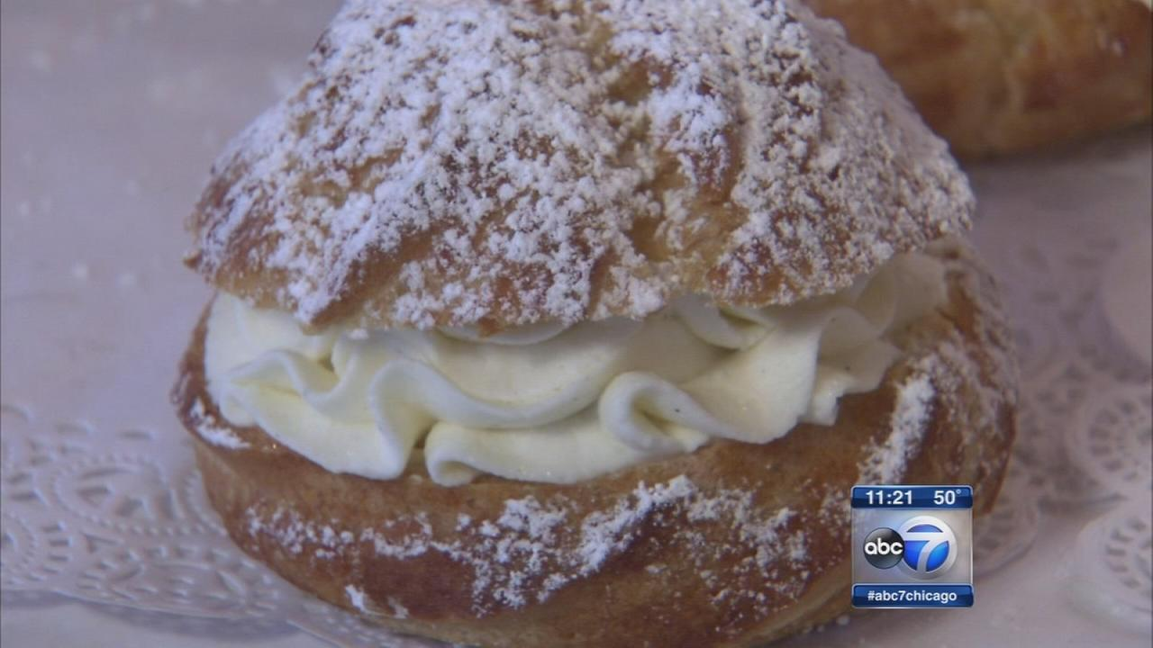 Sweet temptations at tiny Evanston bakery