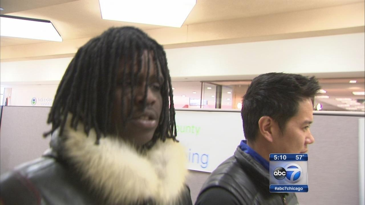 Substitute criticized for teaching Chief Keef in class