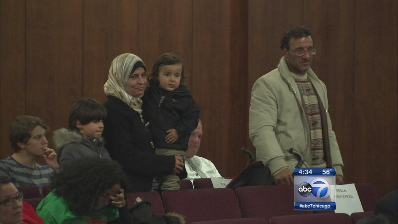 City Council votes to welcome Syrian refugees
