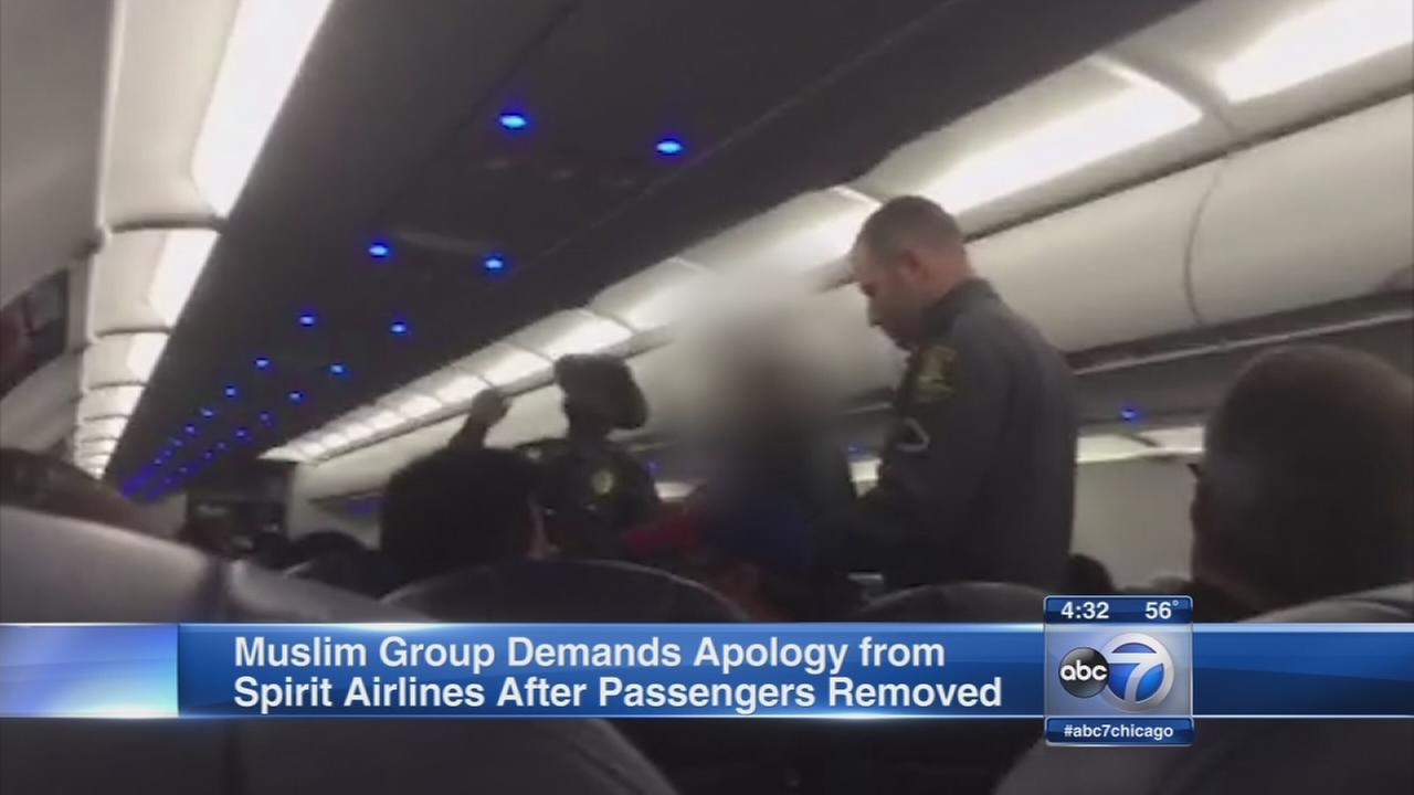 CAIR demand apology