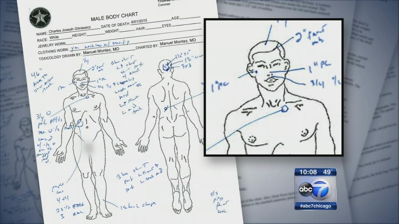 Lt. Gliniewicz autopsy report reveals new details of death