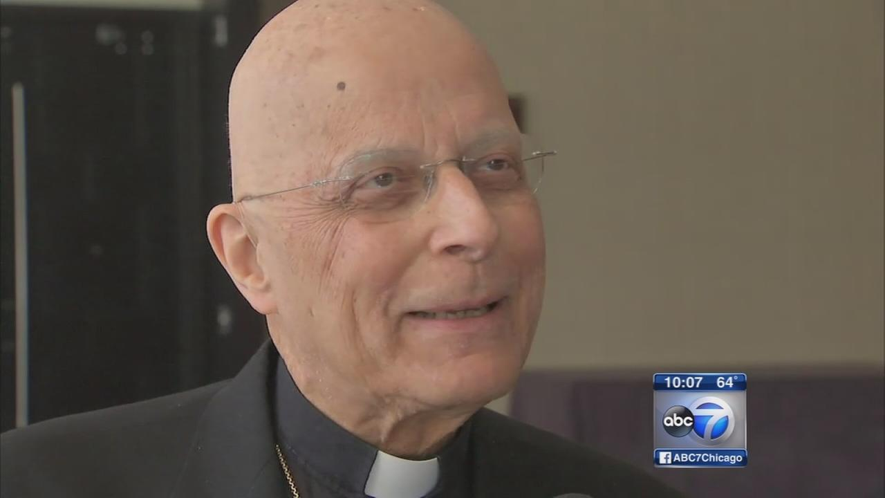 Cardinal George succession process continues