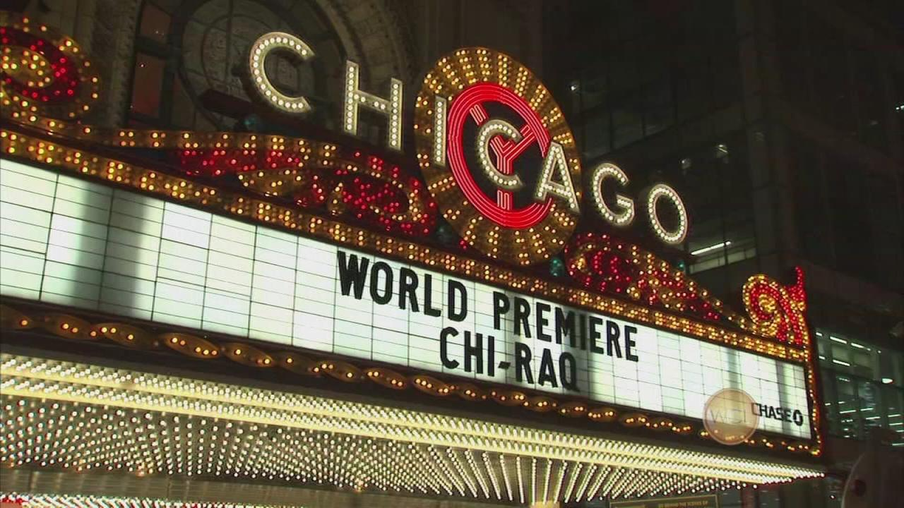 Val attends the Chi-Raq premiere