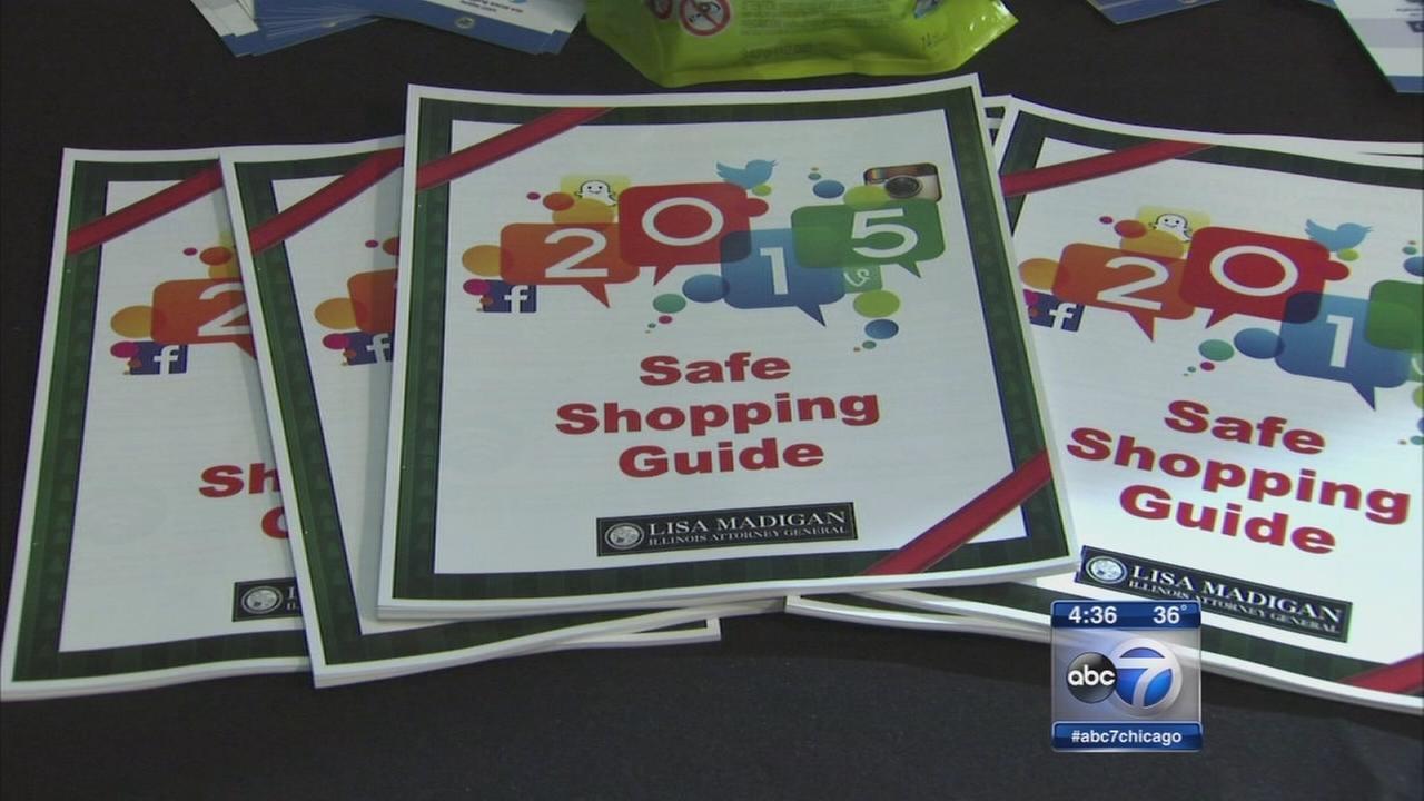 AG Madigan releases 2015 Safe Shopping Guide