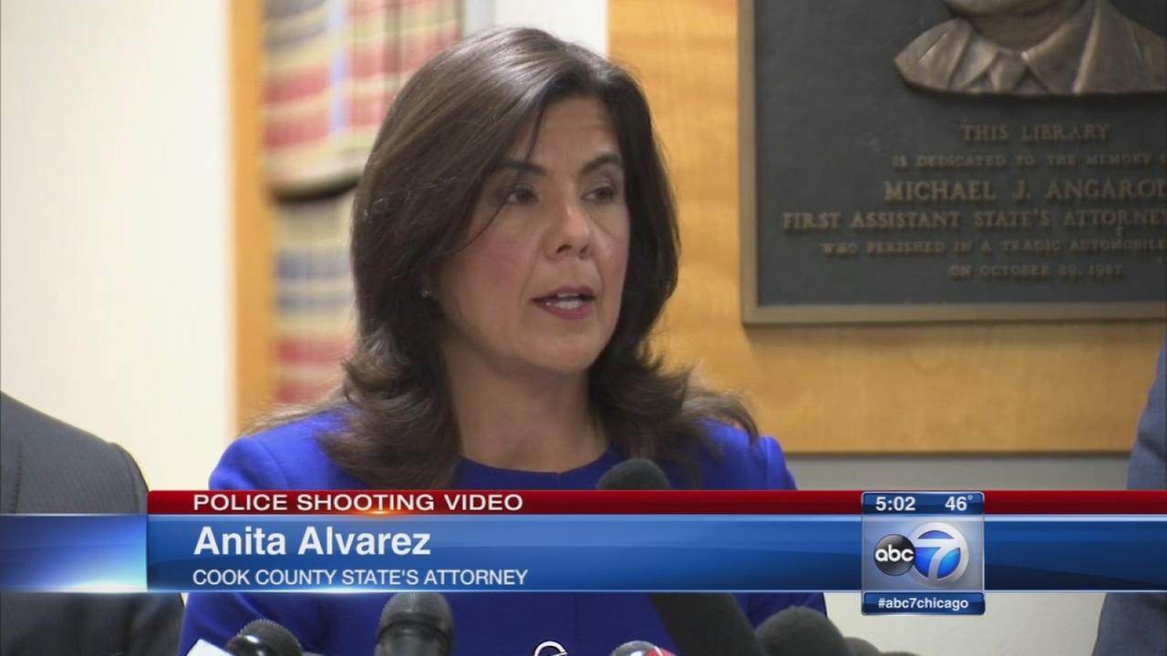 Anita Alvarez defends actions