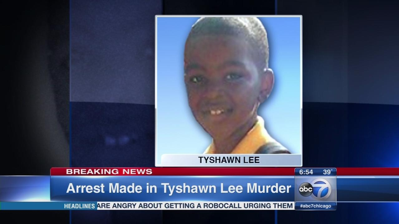 Arrest made in Tyshawn Lee murder