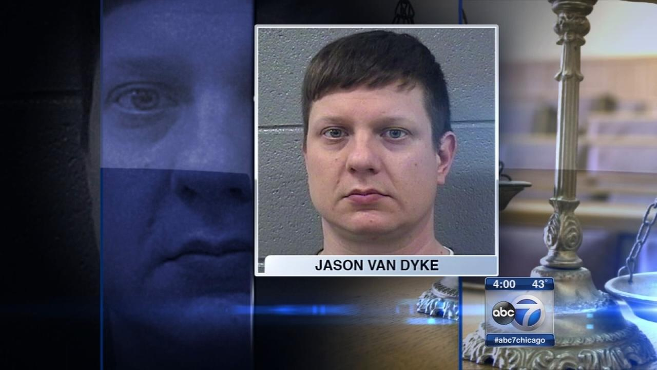 Bail set for Jason Van Dyke