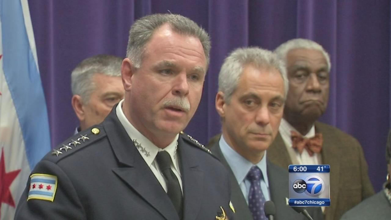 McCarthy fired as Chicagos top cop