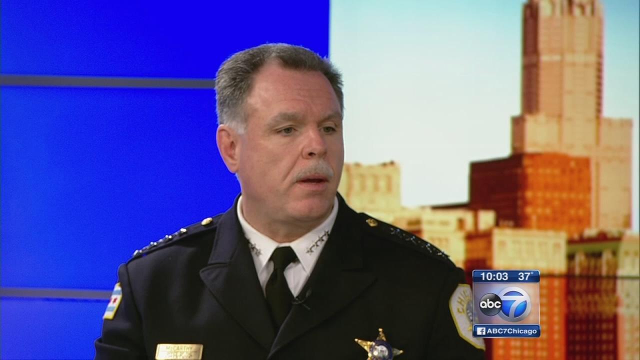 Emanuel fires Chicagos top cop