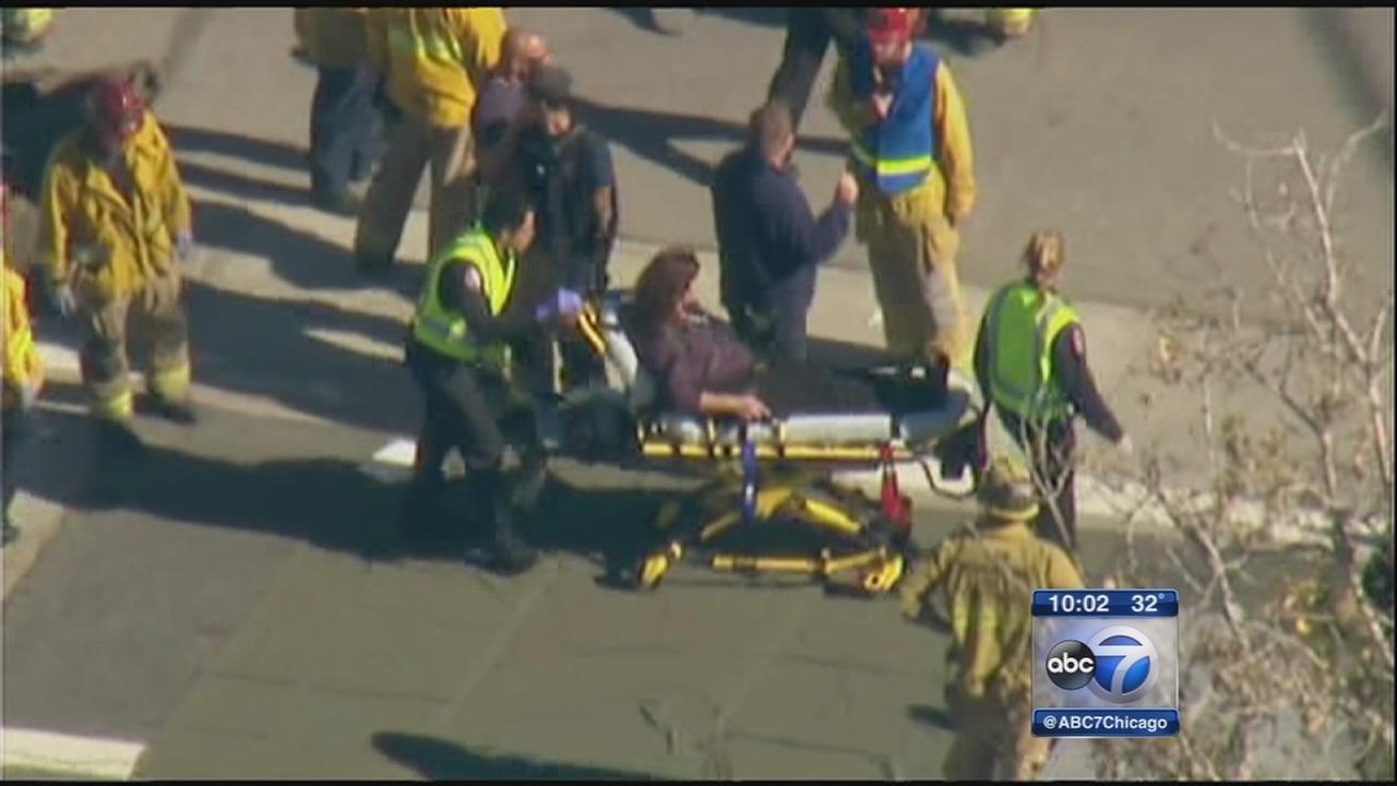 San Bernardino shooting kills up to 14
