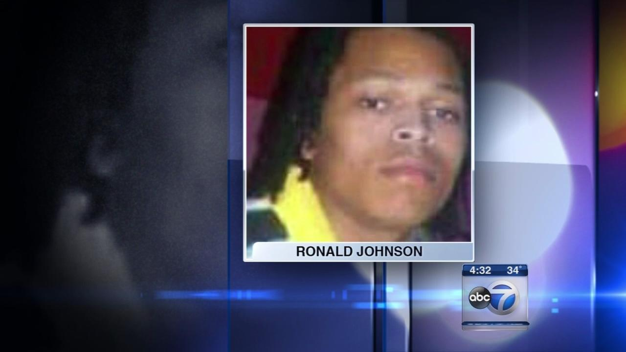 Ronald Johnson shooting video release