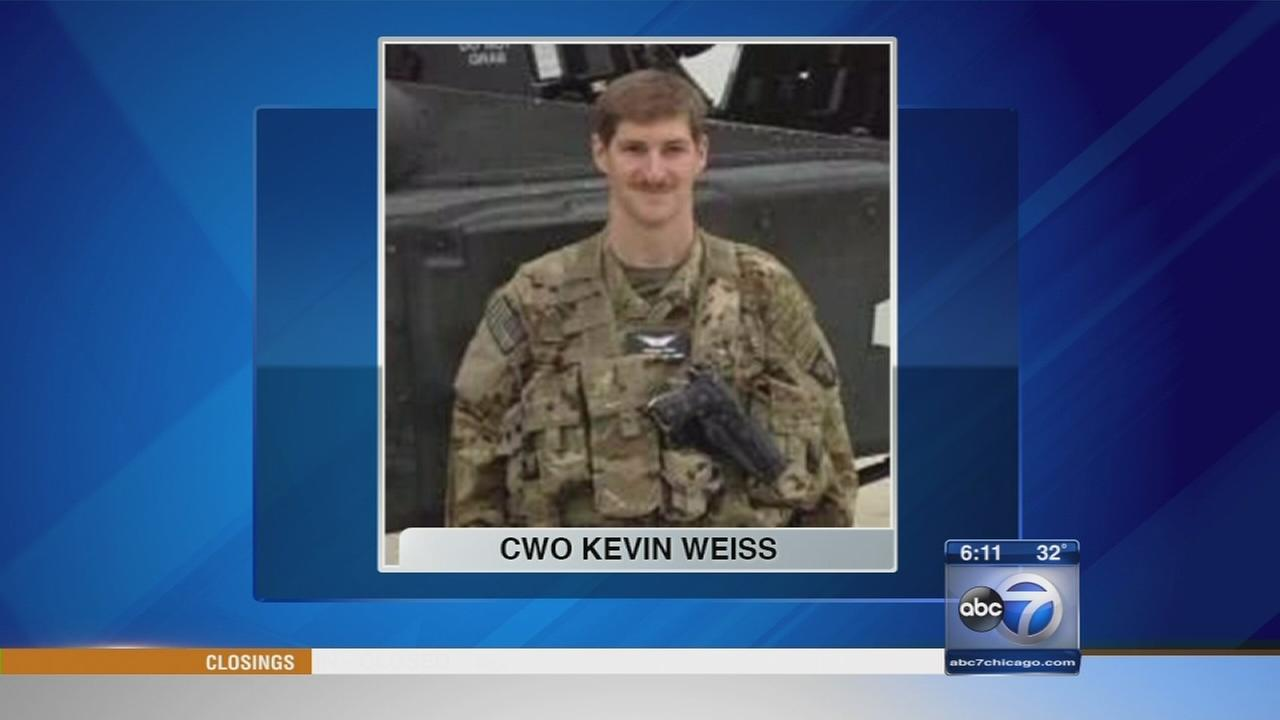 McHenry soldier killed in military helo crash