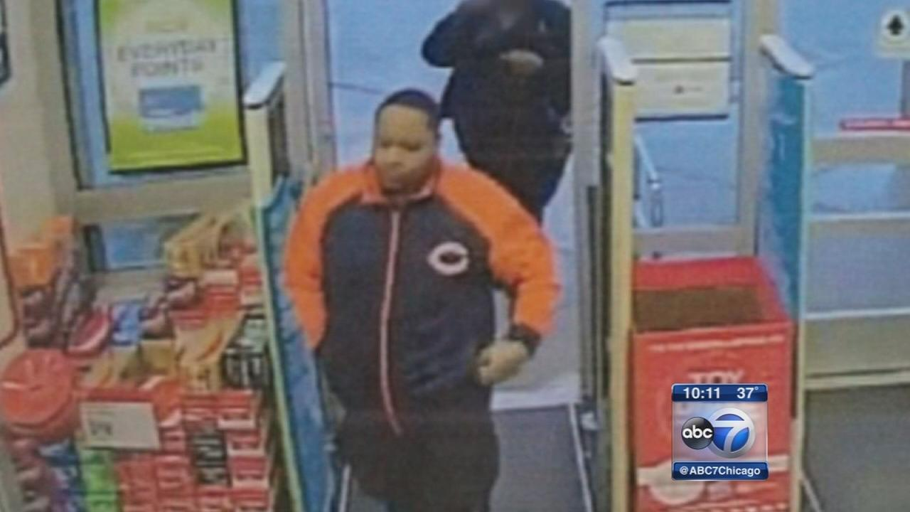 Armed robber targeted shoppers, police say