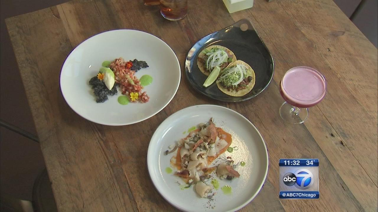 Cantina 1910 offers a new take on Mexican food