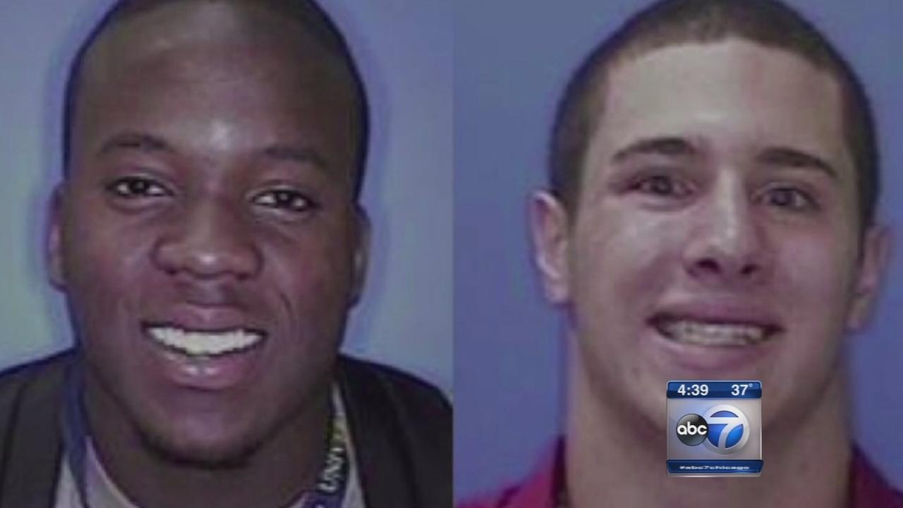 2 NY college students from IL abducted