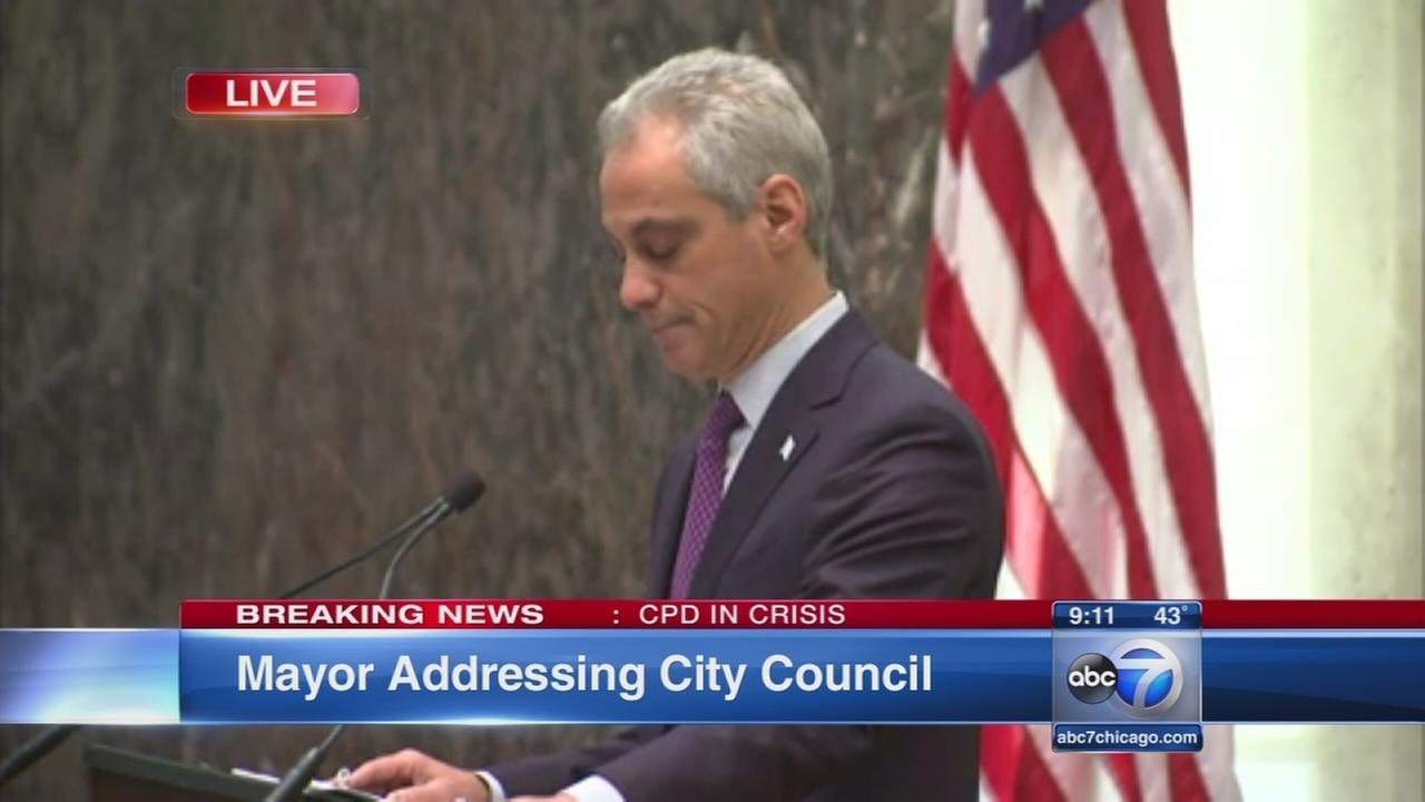 Mayor Emanuel full address