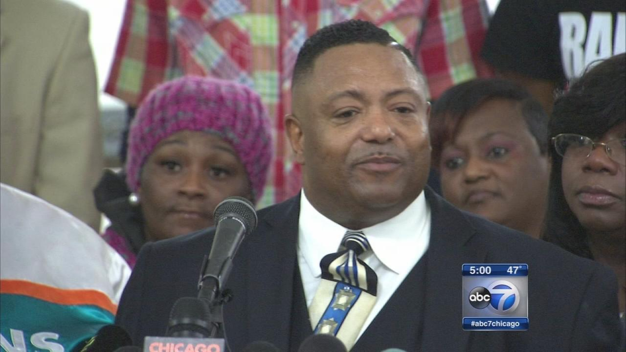 Family of Laquan McDonald speaks
