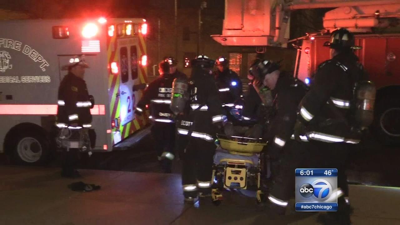 City says unauthorized work at fatal fire site