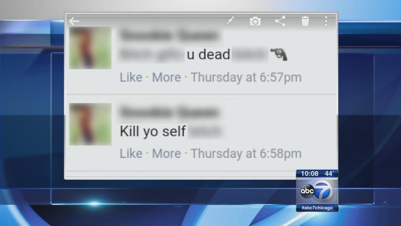 HS student says bully posted naked photos online