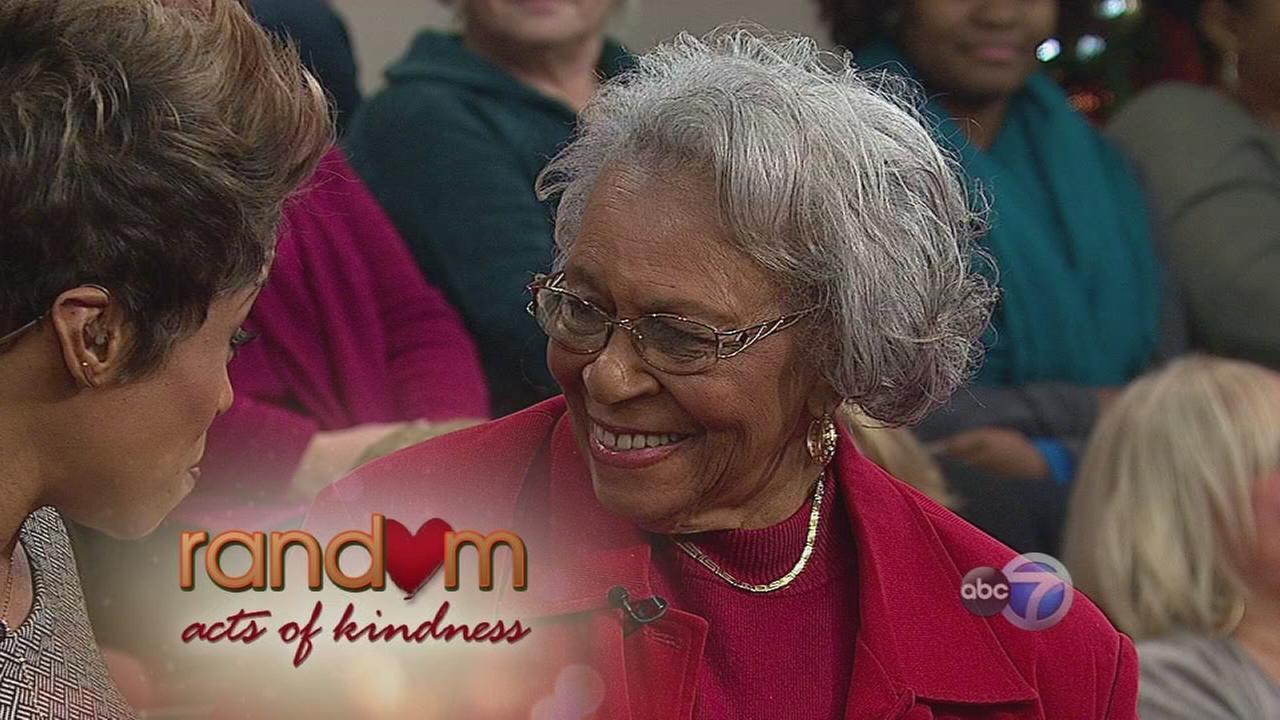 Random Acts of Kindness: Wimodasis Club