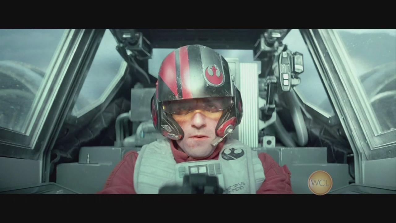 Oscar Isaac, Lupita Nyongo talk Star Wars: The Force Awakens